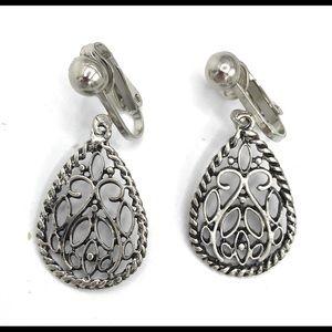 Fashion clip earrings (case 1) #903